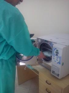 technik sterylizacji medycznej